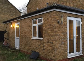 Thumbnail 1 bed flat to rent in Bysouth Close, Essex