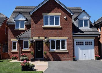 Thumbnail 5 bed detached house for sale in The Maltings, Longton, Preston
