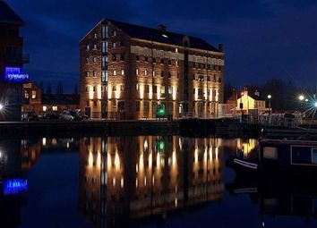 Thumbnail 2 bed flat for sale in Lock Warehouse, Severn Road, Gloucester Docks