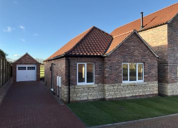 Thumbnail 2 bed bungalow for sale in Langar Lane, Harby, Melton Mowbray