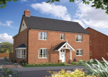 Thumbnail 4 bed detached house for sale in Chester Lane, Saighton, Chester