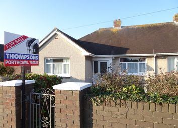 Thumbnail 3 bed semi-detached bungalow for sale in Penylan Close, Porthcawl