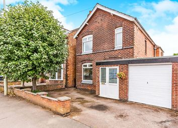 Thumbnail 3 bed detached house for sale in Forest Road, Hugglescote, Coalville
