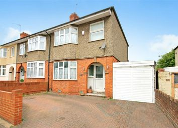 Thumbnail 3 bed semi-detached house for sale in Eastfield Road, Far Cotton, Northampton