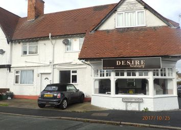 Thumbnail 1 bed flat to rent in 2 Dudley Road, Ellesmere Port, Cheshire