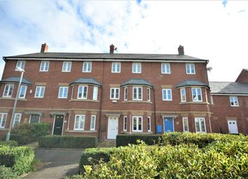 Thumbnail 4 bedroom terraced house for sale in Kent Walk, St Crispins, Northampton