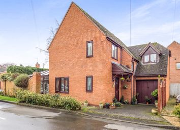 Thumbnail 4 bed detached house for sale in Kineton Road, Wellesbourne, Warwick