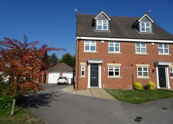 Thumbnail 4 bed semi-detached house for sale in Gayton Road, Ilkeston