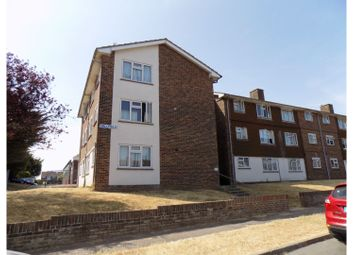 Thumbnail 1 bed flat for sale in Millfield, Lancing