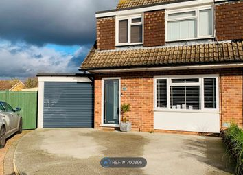 Thumbnail 3 bed semi-detached house to rent in Fullers Close, Maidstone