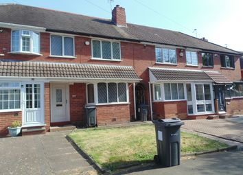 Thumbnail Terraced house to rent in Curbar Road, Great Barr