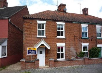 Thumbnail 2 bed property to rent in Norwich Road, Horstead, Norwich