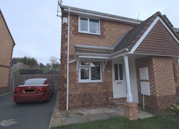 Thumbnail 2 bed semi-detached house for sale in Brooksfield, South Kirkby, Pontefract