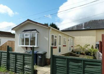Thumbnail 1 bed detached bungalow for sale in Westhorpe Park, Westhorpe, Marlow