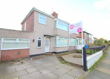 Thumbnail 3 bed semi-detached house for sale in Mossgate Road, Dovecot, Liverpool