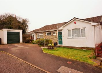 Thumbnail 3 bed property for sale in Gwelmeneth Park, St. Cleer, Liskeard