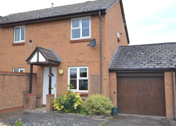 Thumbnail 2 bed semi-detached house to rent in Churchfields, Bishops Cleeve, Cheltenham