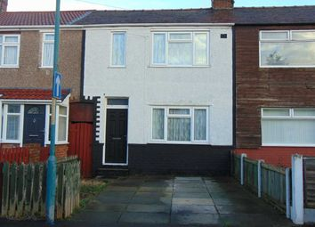 Thumbnail 2 bed terraced house for sale in Oxford Street, Widnes
