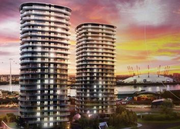Thumbnail 2 bed flat for sale in Siemens Brothers Way, Royal Docks