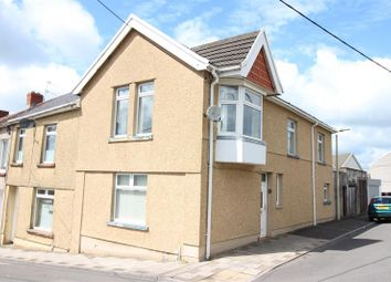 Thumbnail 3 bed end terrace house for sale in Jenkin Street, Maesycwmmer, Hengoed