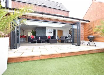 Thumbnail 4 bed detached house for sale in Granica Close, Swindon