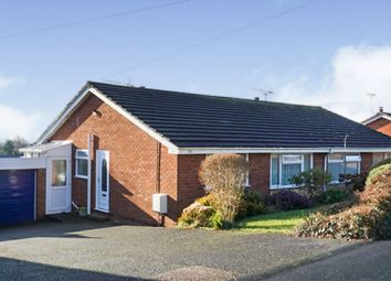 Thumbnail 2 bedroom semi-detached bungalow for sale in Silverdale, Exeter