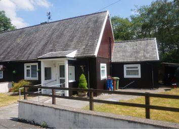 Thumbnail 3 bed semi-detached house for sale in Gellilydan, Blaenau Ffestiniog