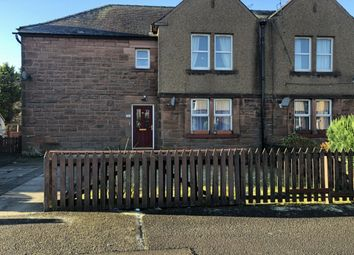 Thumbnail 2 bedroom flat to rent in Rosefield Road, Dumfries