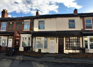 Thumbnail 2 bedroom terraced house for sale in Leslie Road, Park Village, Wolverhampton