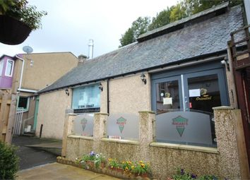 Thumbnail Commercial property to let in High Street, Galashiels, Scottish Borders