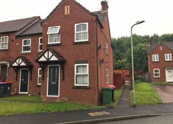 Thumbnail 2 bed property to rent in Chainmakers Gate, Telford