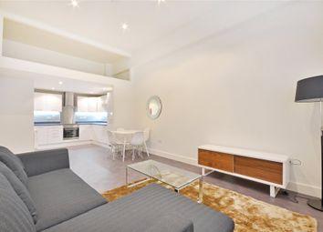 Thumbnail 1 bedroom flat to rent in Blackburn Road, West Hampstead