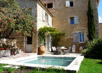 Thumbnail 4 bed property for sale in St Saturnin Les Apt, Vaucluse, France