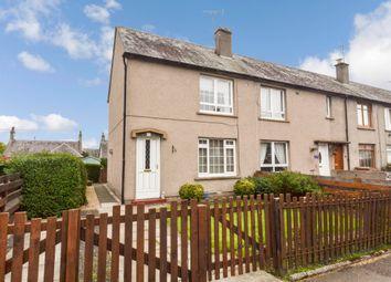 Thumbnail 2 bed end terrace house for sale in Liston Road, Kirkliston