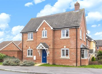 Thumbnail 3 bed detached house for sale in Garstons Way, Holybourne, Alton, Hampshire