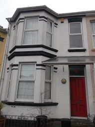 Thumbnail 4 bed terraced house to rent in Welbeck Ave, Plymouth