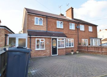 Thumbnail 4 bed semi-detached house for sale in Winters Way, Holmer Green, High Wycombe