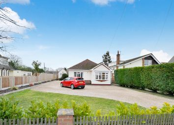 Thumbnail 4 bed detached bungalow for sale in Weeley Road, Little Clacton, Clacton-On-Sea