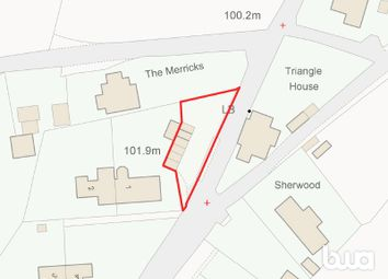Thumbnail Land for sale in Land & Garages At The Triangle, Brockweir, Chepstow