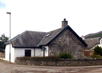 Thumbnail 4 bed cottage for sale in Station Cottages, Kingussie