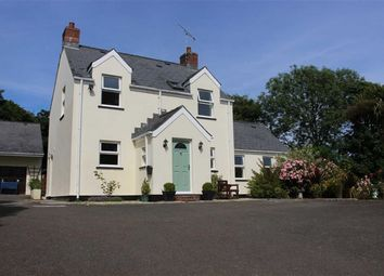 Thumbnail 6 bed detached house for sale in Summerhill Lane, Manorbier Newton, Manorbier