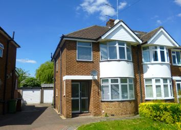 Thumbnail 3 bed semi-detached house to rent in Mimms Hall Road, Potters Bar