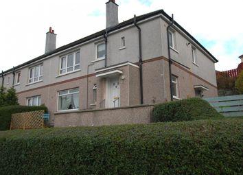 Thumbnail 3 bed flat for sale in Drumcross Road, Pollok, Glasgow