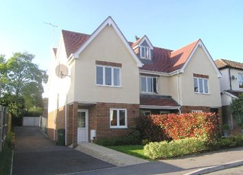 Thumbnail 3 bed end terrace house to rent in Smith Road, Reigate, Surrey