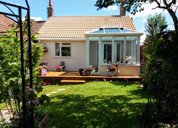 Thumbnail 2 bed bungalow for sale in Brambles Close, Spixworth, Norwich