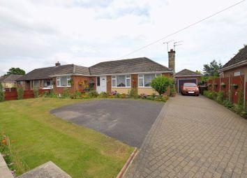 Thumbnail 3 bed detached bungalow for sale in Hollywell Road, Waddington, Lincoln
