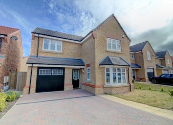 Thumbnail 4 bed detached house for sale in Amberwood Chase, Dewsbury
