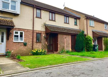 Thumbnail 1 bed terraced house for sale in Kennet Close, Berinsfield, Wallingford