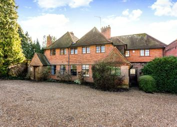 Thumbnail 5 bed detached house to rent in Tite Hill, Englefield Green, Surrey