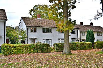 Thumbnail 3 bed end terrace house to rent in The Birches, Three Bridges, Crawley, West Sussex